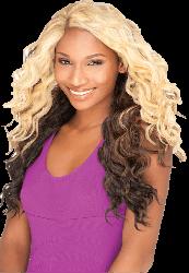 Easy 5 Twist Lace Wig
